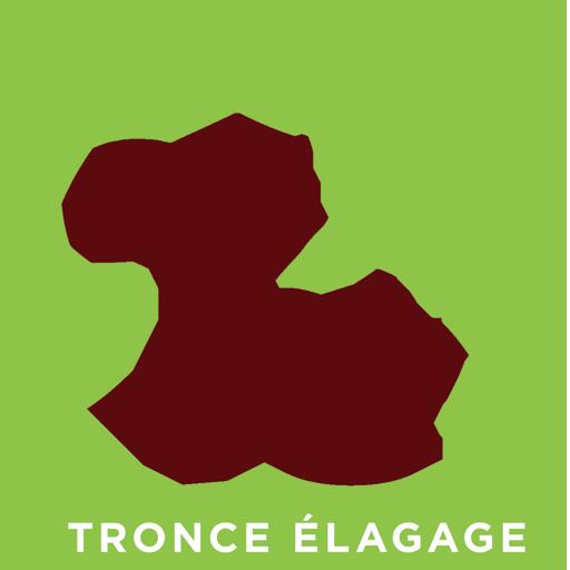 Tronce Elagage